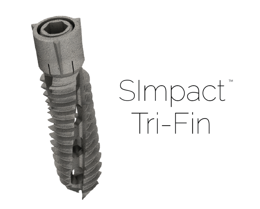 SIMPACT™ Tri-Fin Initial Cases