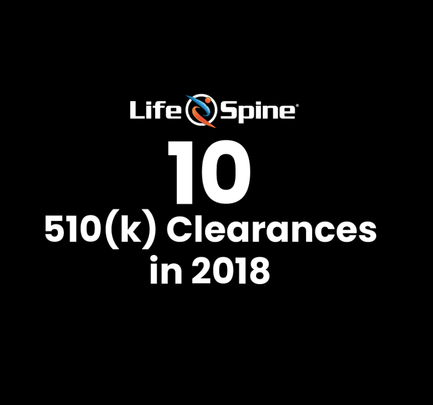 10 Device Clearances in 2018