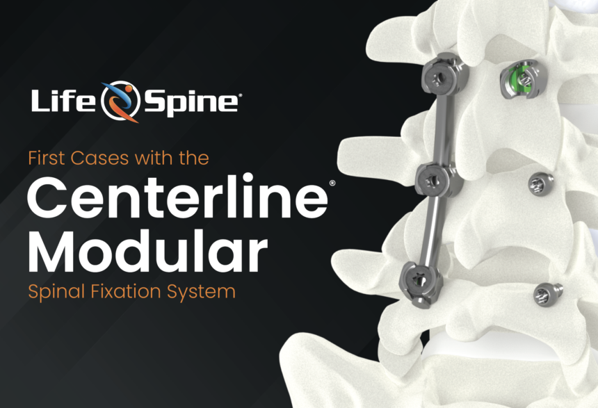 First Centerline Modular Cases