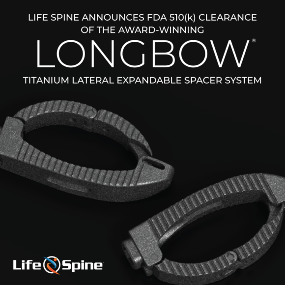 LONGBOW Ti 510k Clearance