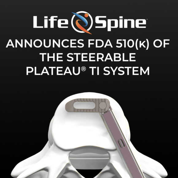 Steerable Plateau-Ti 510K