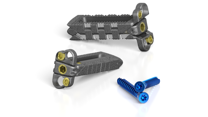 510(k) CLEARANCE OF THE PROLIFT® LATERAL FIXATED